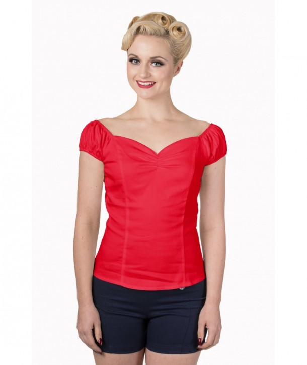 Top Banned Clothing Winnie Rouge
