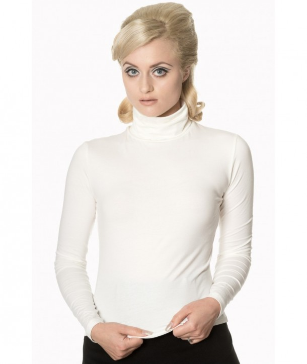 Top Banned Clothing Classic Beauty Blanc