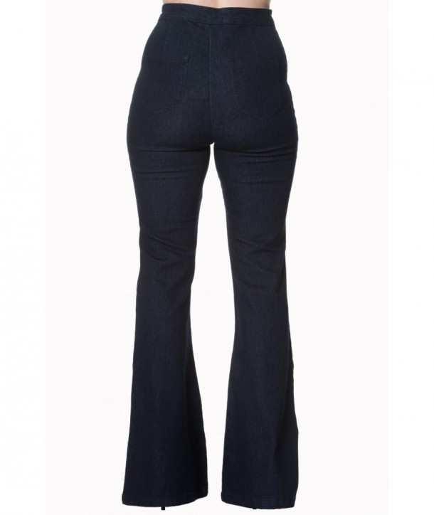 Pantalon Banned Clothing Legs Eleven Flare
