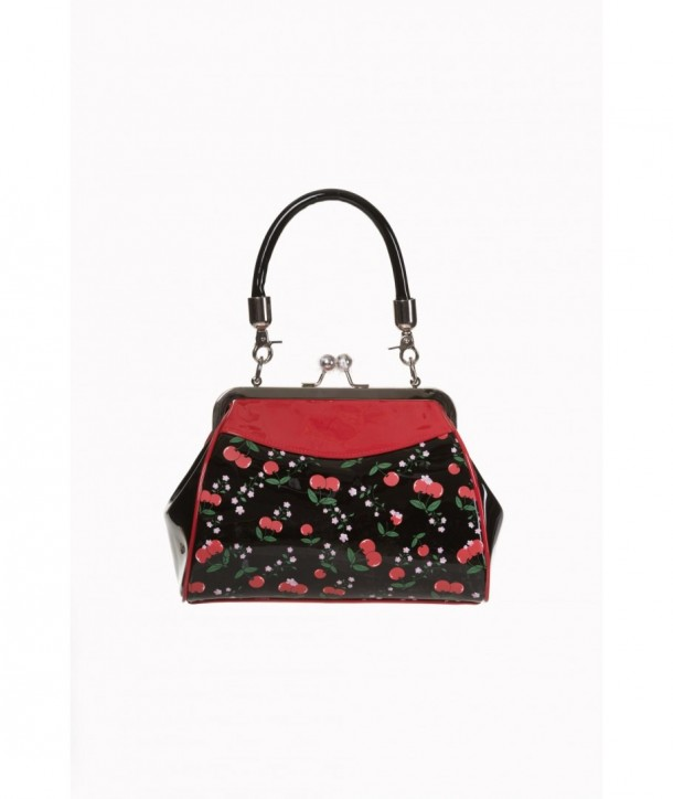 Sac Banned Clothing New Romantics Handbag Noir