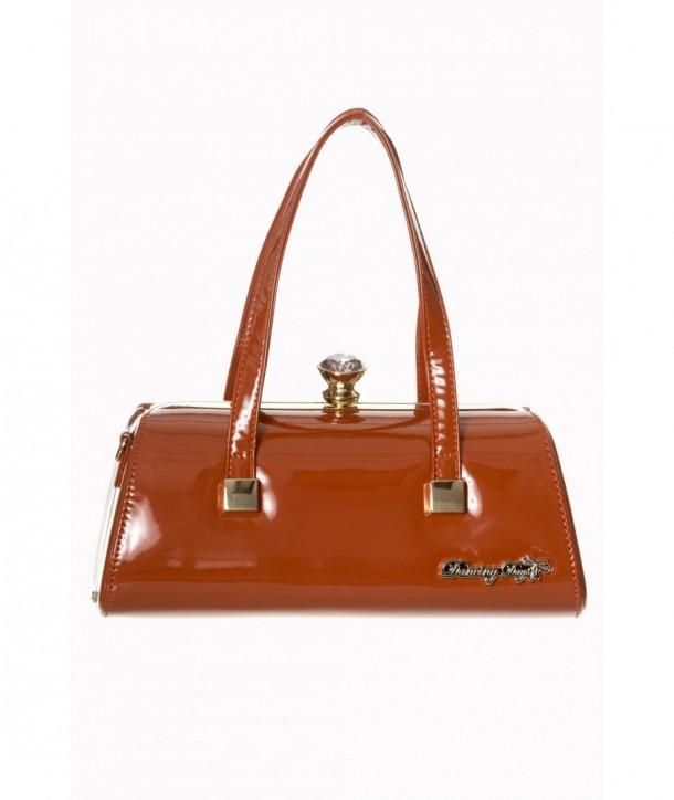 Sac Banned Clothing Emily Handbag Ginger