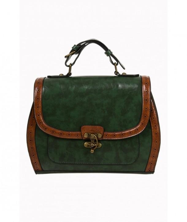 Sac Banned Clothing Stevie Handbag Vert