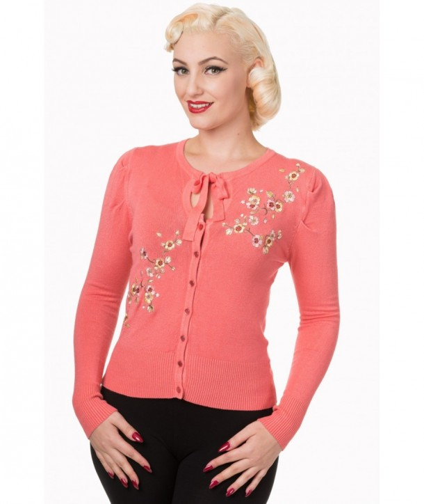 Cardigans Banned Clothing Last Dance Cropped