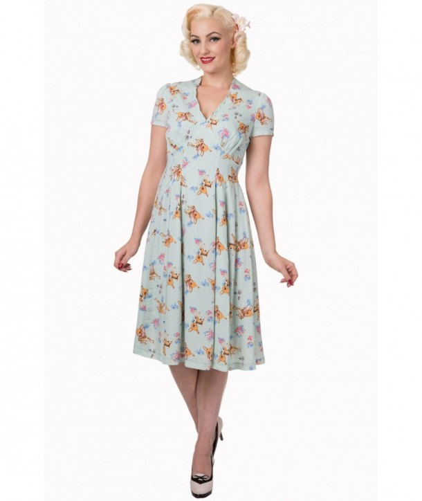 Robe Banned Clothing Whimsical Dress Menthe