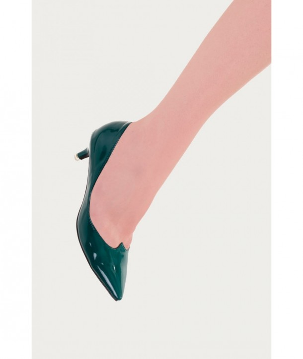 Chaussures Banned Clothing Vilma Vert