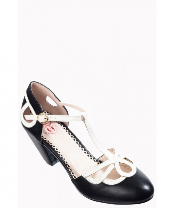 Chaussures Banned Clothing Lively Aimee Black