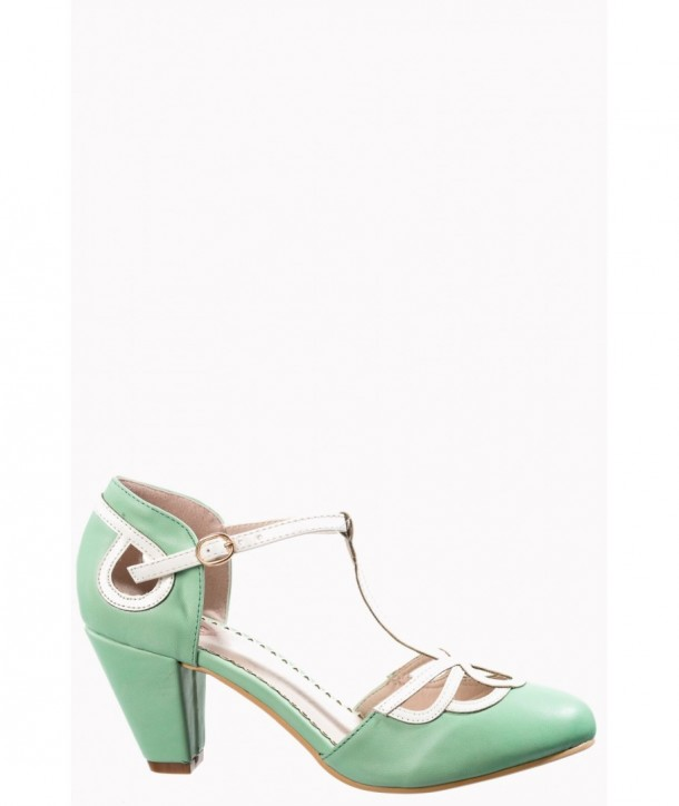 Chaussures Banned Clothing Lively Aimee Mint