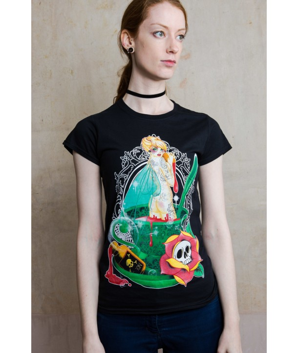 Tee Shirt Darkside Tink