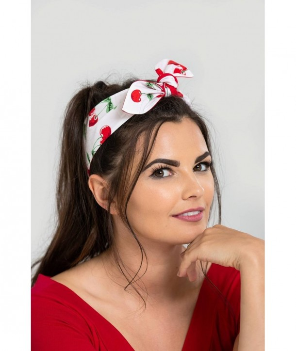 Bandeau cheveux Hell Bunny Sweetie Hairtie