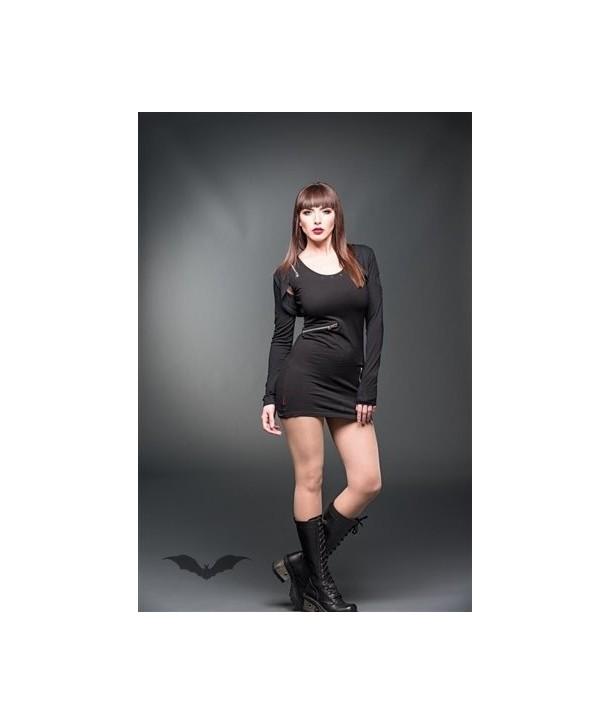 Bolero Queen Of Darkness Gothique Bolero With Skulls On Sleeves