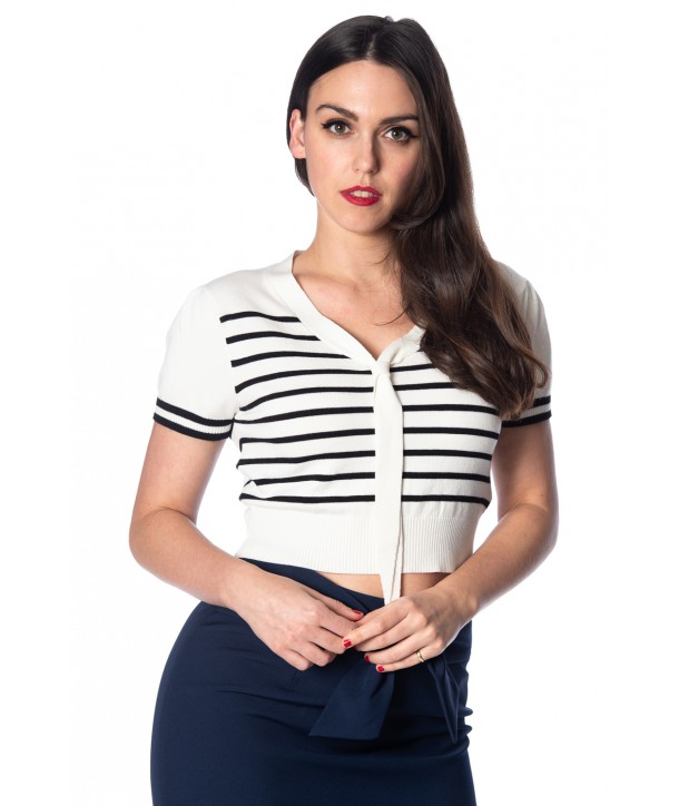 Top Banned Clothing Sailor Stripe Tie