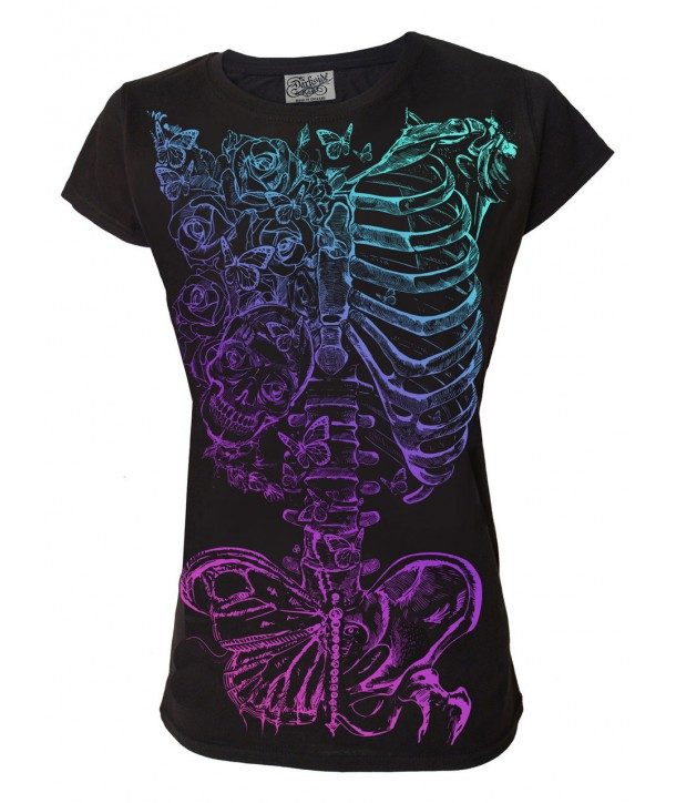 Robe Darkside Clothing Butterfly Ribs
