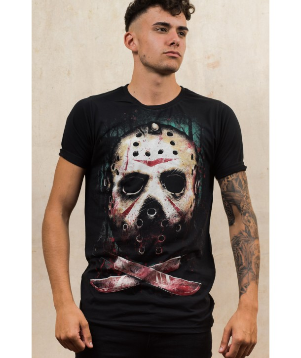 Tee Shirt Darkside Clothing Homme Jason