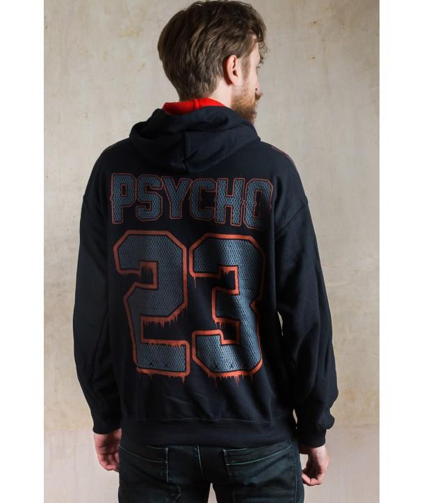 Sweat Shirt Darkside Clothing Homme Psycho 23