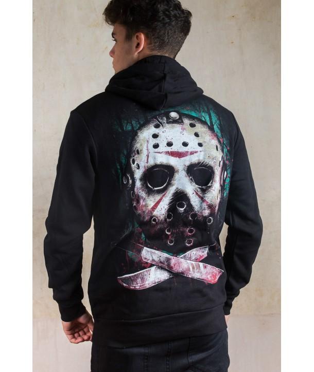 Sweat Shirt Darkside Homme Jason