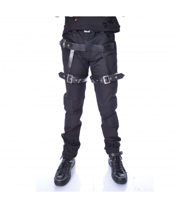 Pantalon Chemical Black Néo