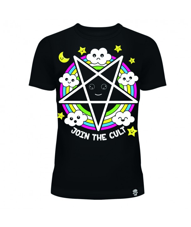 Tee Shirt Cupcake Cult Join The Cult