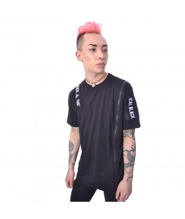 Tee-shirt Chemical Black Koa