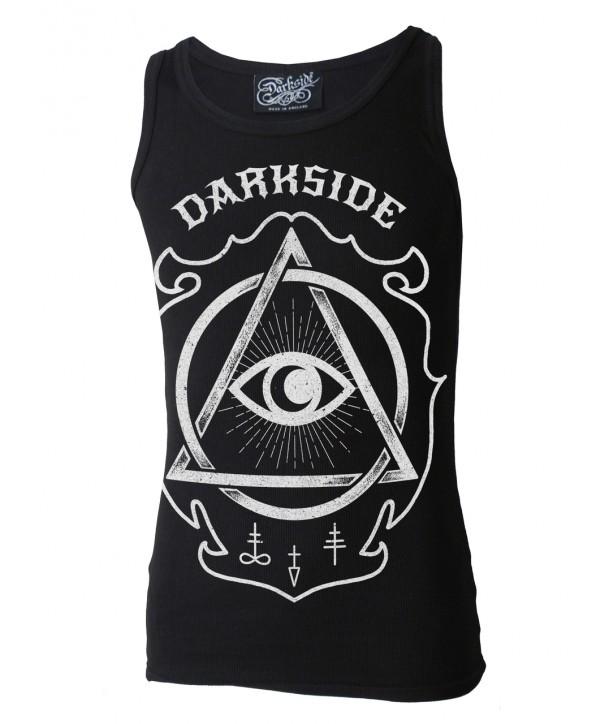 Débardeur Darkside Clothing Circle Eye