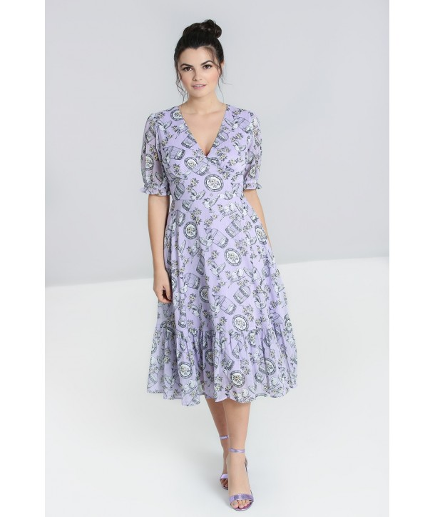Robe Hell Bunny Willow Sparrow