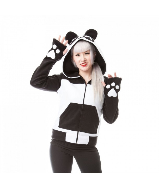 Sweat Shirt Veste Killer Panda Split Up