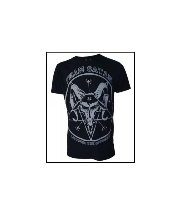 Tee Shirt Darkside Homme Satan Goats Head
