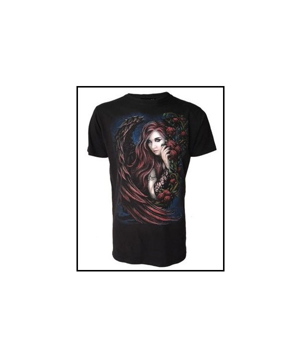 Tee Shirt Darkside Clothing Tattoo Angel