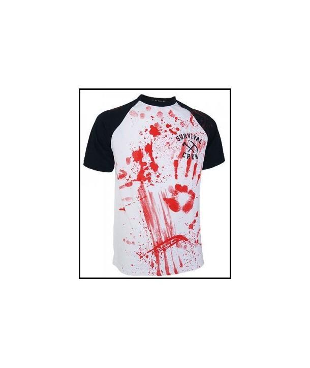 Tee Shirt Darkside Clothing Zombie Killer 13 Baseball T-Shirt