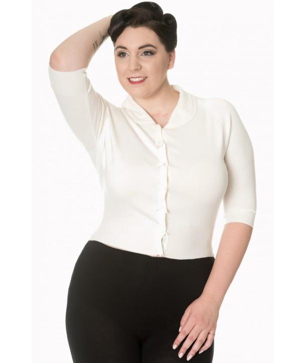 Cardigan Banned Clothing April Blanc