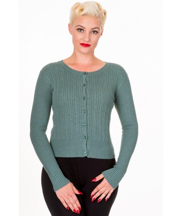 Cardigan Banned Clothing Dream On Cardigan Wasabi Vert