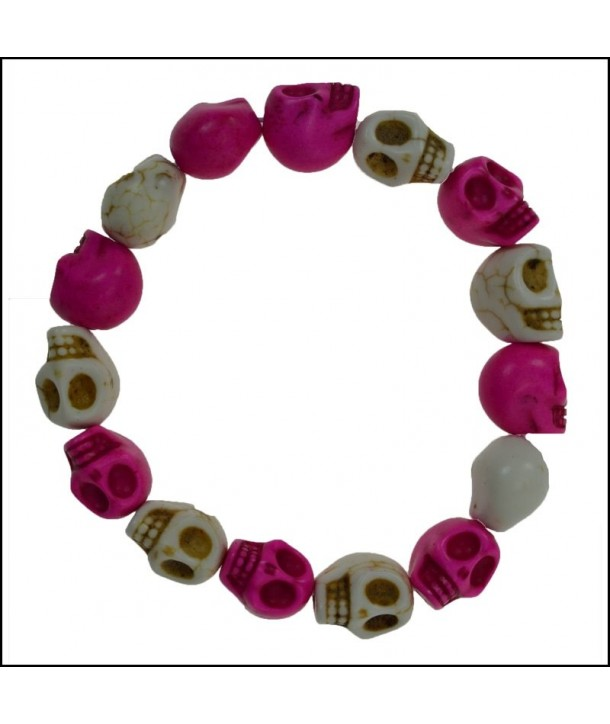 Bracelet Poizen Industrie Skull