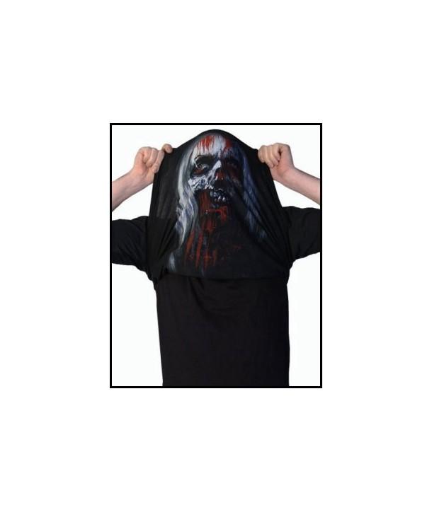 Tee Shirt Darkside Clothing Homme Beware I Bite