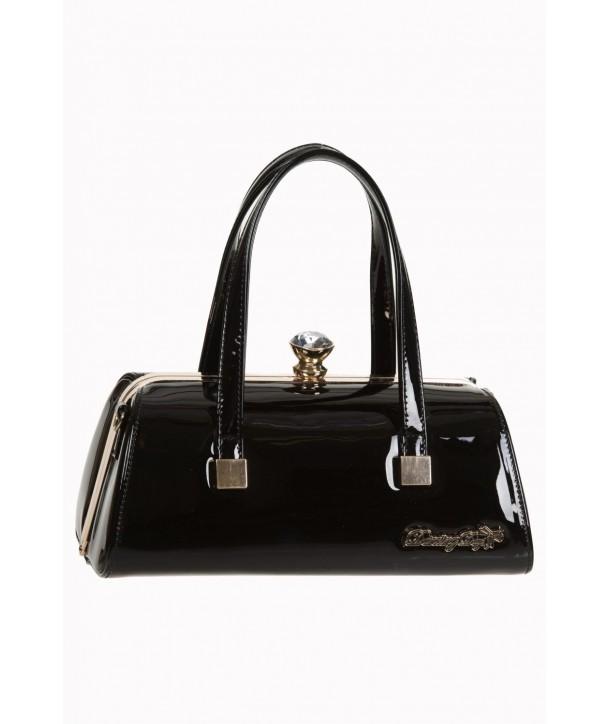 Sac Banned Clothing Emily Handbag Noir