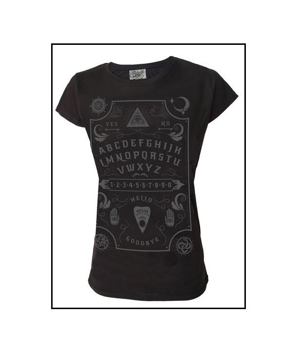 Tee Shirt Darkside Femme Ouija Board