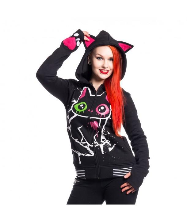 Sweat Shirt Cupcake Cult Kitty Mase