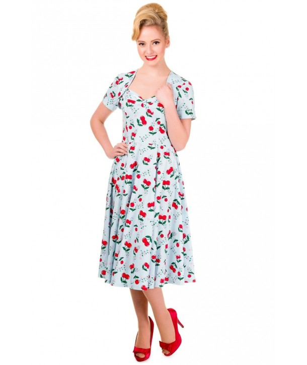 Robe Rockabilly Banned Clothing Blindside Cherries