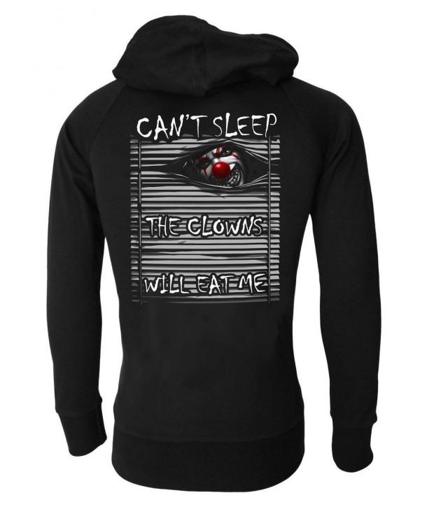 Sweat Shirt Darkside Homme Cant Sleep The Clowns