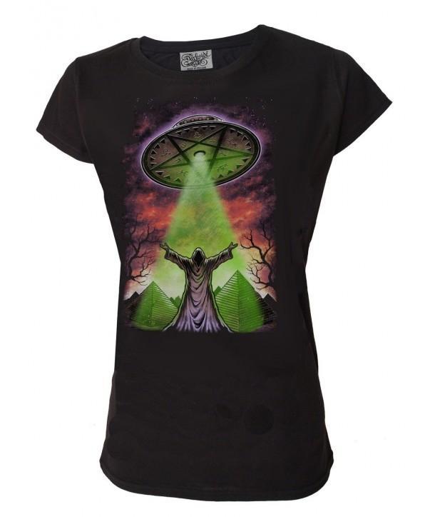 Tee Shirt Darkside Femme Ufo