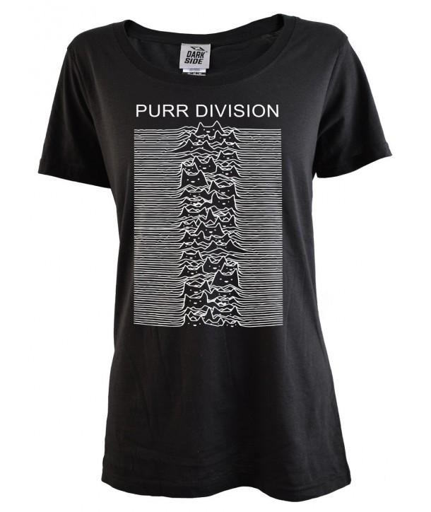 Tee Shirt Darkside Femme Purr Division