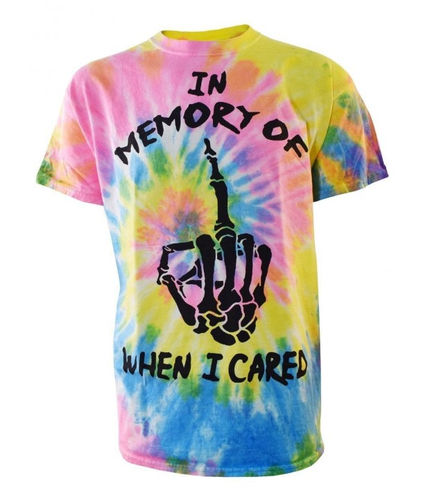 Tee Shirt Darkside Homme In Memory Of When I Cared