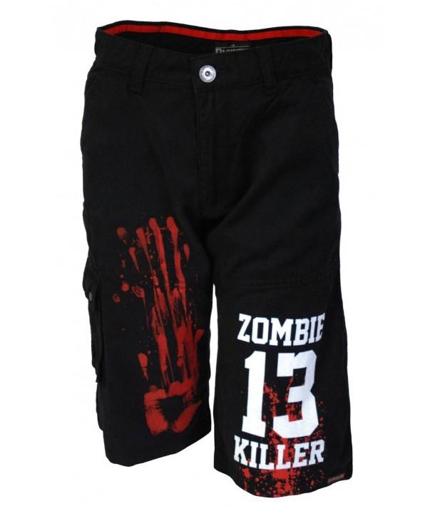 Short Darkside Homme Zombie Killer 13
