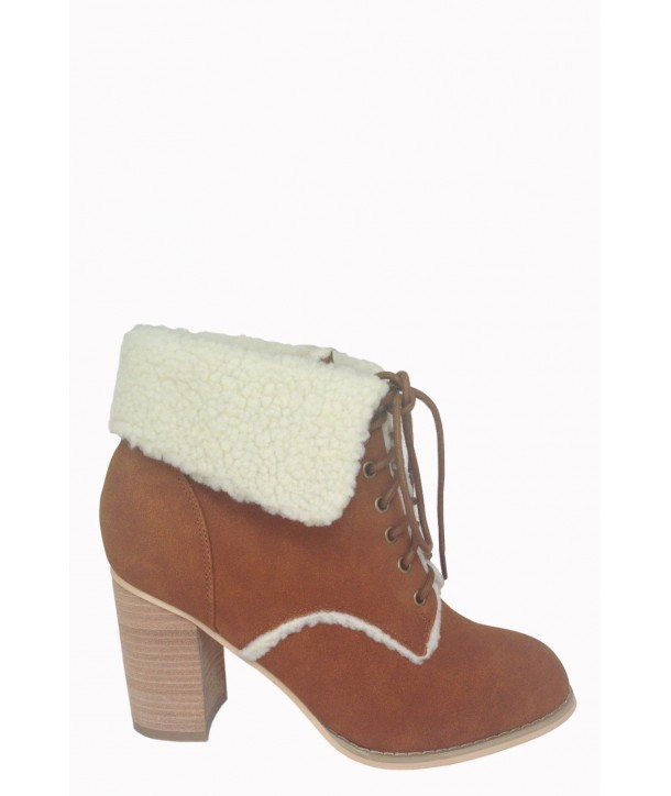 Chaussures Banned Clothing Fill Your Heart Camel