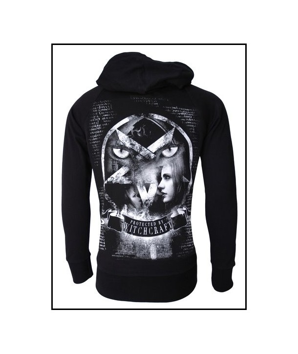 Sweat Shirt Veste Darkside Clothing Witchcraft