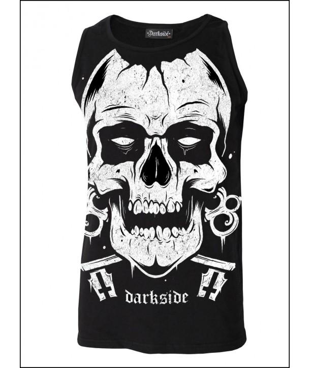Debardeur Darkside Clothing Skull