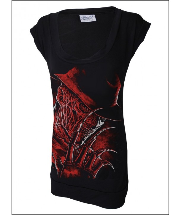 Robe Tunique Darkside Clothing Freddy Fitted T