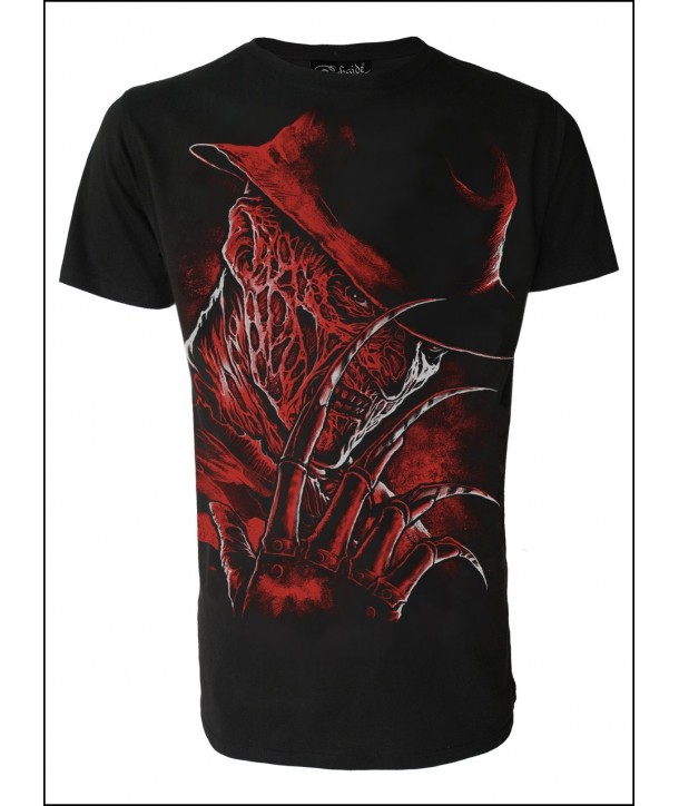 Tee Shirt Darkside Clothing Freddy Mens T-Shirt