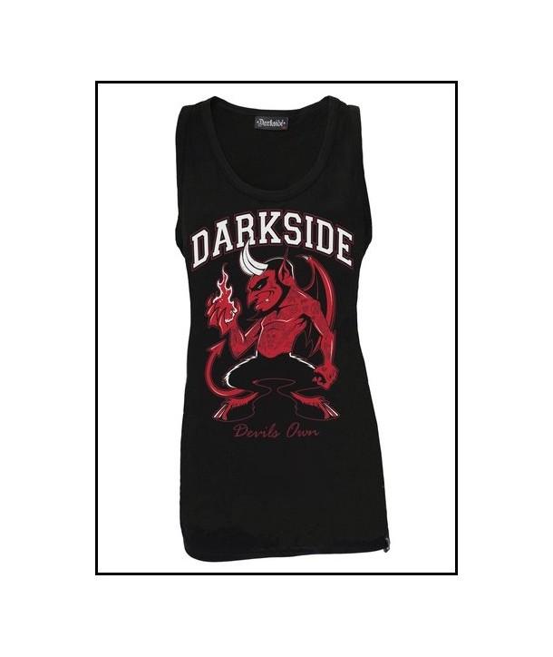 Debardeur Darkside Clothing Homme Devils Own