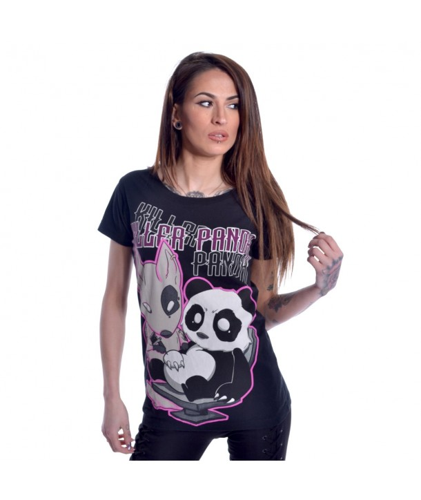 Top Killer Panda Tattoo Killer