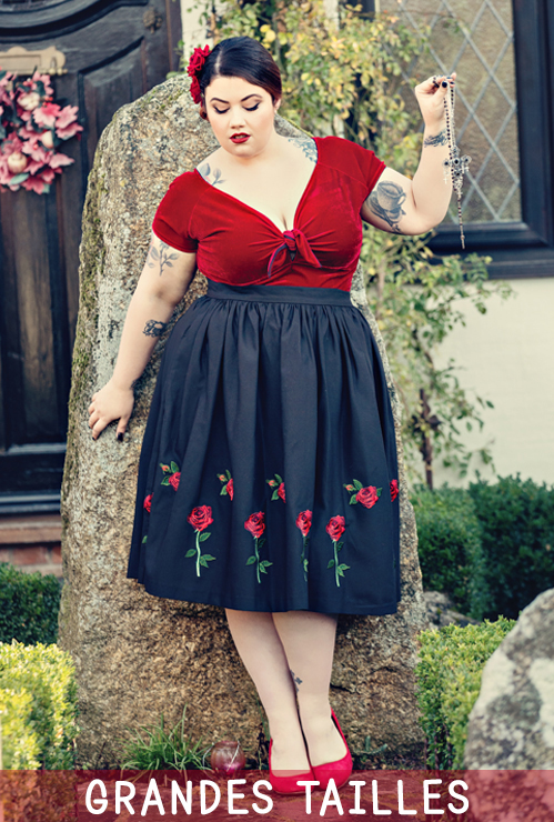 Vêtements Femmes Grandes Tailles