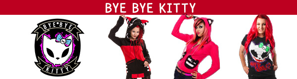 Vêtements Bye Bye Kitty